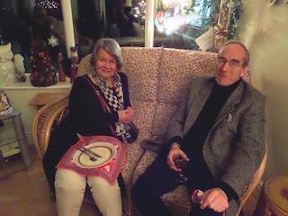 Pat Wright & Ian Brown