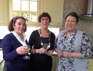 Sonia, Jenny Gillings, Nerys Lines